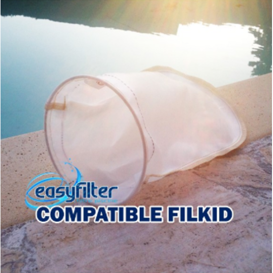 Poches Easyfilter compatible Filkid